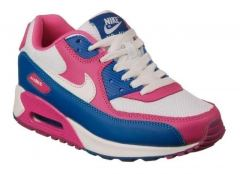 Кроссовки Nike Air Max 90 Pink Blue