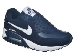 Кроссовки Nike air max 90 Dark Blue White