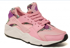 Кроссовки Nike Air Huarache Pink Flower