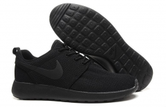 Кроссовки Nike Roshe Run Full Black