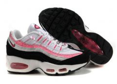 Кроссовки Nike Air Max 95 Pink Black White