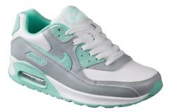 Кроссовки Nike Air Max 90 Grey Mint