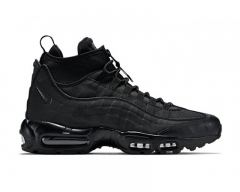 Кроссовки Nike air max 95 sneakerboot all black