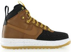 Кроссовки Nike Air Force 1 Lunar Duckboot brown