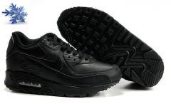 Кроссовки Nike Air Max 90 black winter