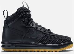 Кроссовки nike lunar force duckboot black