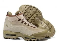 Кроссовки Nike Air Max 95 sneakerboot military