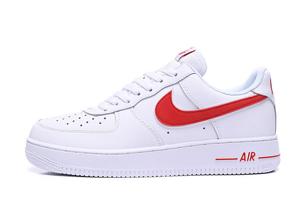 Nike Air Force 1 lv8 White-Red